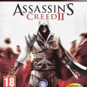 Assassin's Creed II-Sony Playstation 3