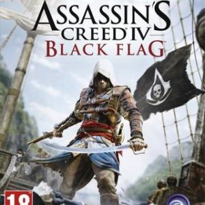 Assassin's Creed IV: Black Flag-Microsoft Xbox One