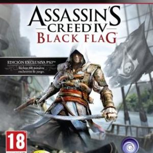 Assassin's Creed IV: Black Flag-Sony Playstation 3