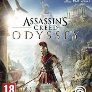 Assassin's Creed: Odyssey-Microsoft Xbox One