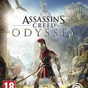 Assassin's Creed: Odyssey-Sony Playstation 4