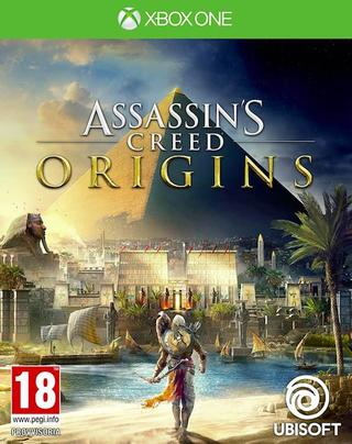 Assassin's Creed: Origins-Microsoft Xbox One