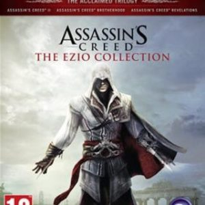 Assassin's Creed The Ezio Collection-Microsoft Xbox One