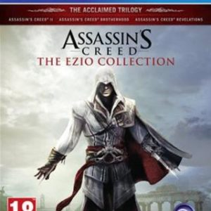 Assassin's Creed The Ezio Collection-Sony Playstation 4
