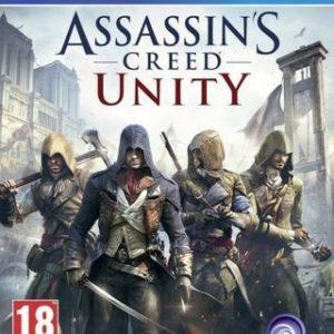 Assassin's Creed Unity-Sony Playstation 4