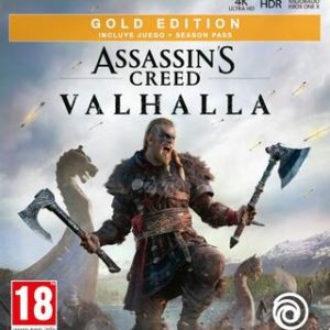 Assassins Creed Valhalla Gold Edition-Microsoft Xbox One