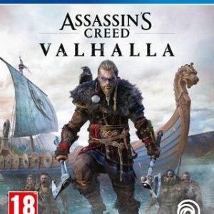 Assassins Creed Valhalla-Sony Playstation 4