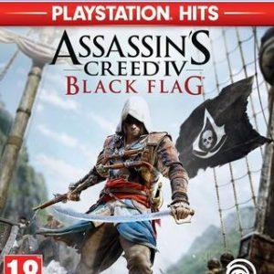 Assassin's Creed IV Black Flag (Playstation Hits)-Sony Playstation 4