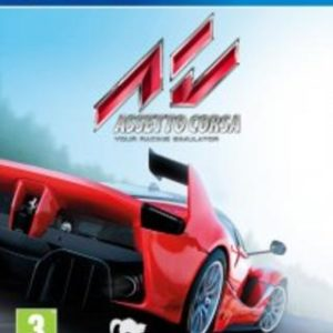 Assetto Corsa-Sony Playstation 4
