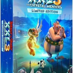 Asterix y Obelix XXL 3 The Crystal Menhir Limited Edition-Nintendo Switch