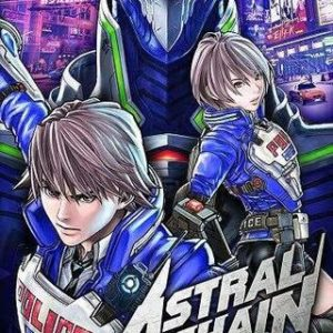 Astral Chain-Nintendo Switch