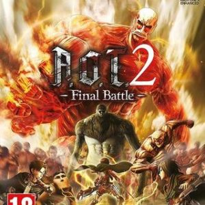 Attack On Titan 2 Final Battle-Microsoft Xbox One
