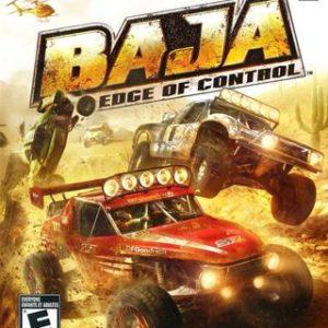Baja: Edge of Control-Microsoft Xbox 360
