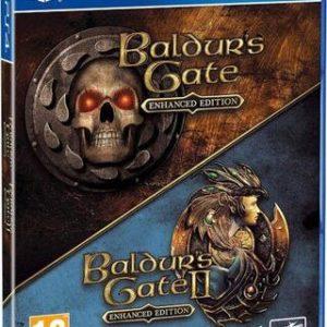 Baldur´s Gate: Enhanced Edition Pack-Sony Playstation 4