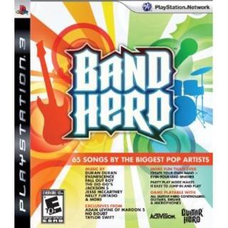 Band Hero-Sony Playstation 3
