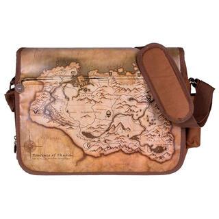 Bandolera Mapa Skyrim-