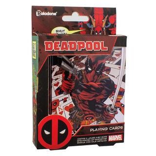 Baraja Cartas Deadpool Marvel-