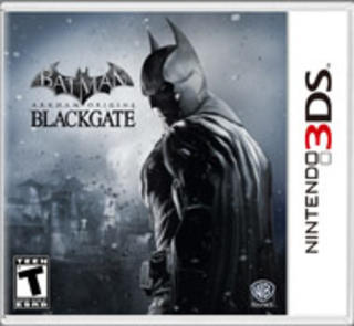 Batman Arkham Origins: Blackgate-Nintendo 3DS