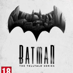 Batman The Telltale Series-Sony Playstation 3