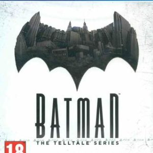 Batman The Telltale Series-Sony Playstation 4