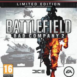 Battlefield: Bad Company 2-Sony Playstation 3