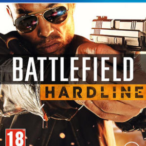 Battlefield Hardline-Sony Playstation 4