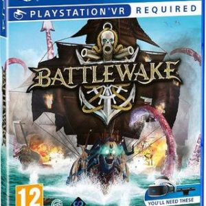 Battlewake (VR)-Sony Playstation 4
