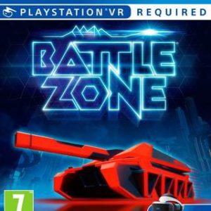 Battlezone VR-Sony Playstation 4