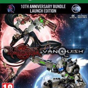 Bayonetta & Vanquish 10th Anniversary-Microsoft Xbox One