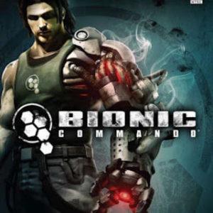 Bionic Commando (2009)-Microsoft Xbox 360