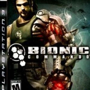 Bionic Commando-Sony Playstation 3