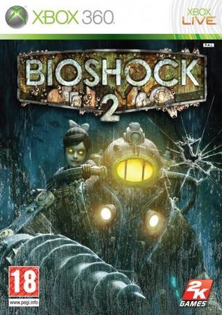 Bioshock 2-Microsoft Xbox 360