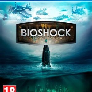 Bioshock The Collection-Sony Playstation 4