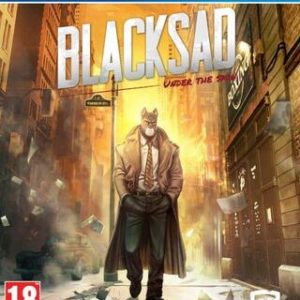 Blacksad: Under The Skin-Sony Playstation 4