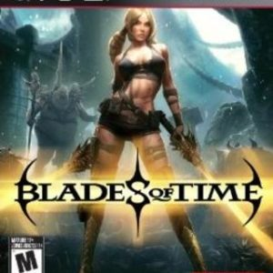 Blades of Time-Sony Playstation 3