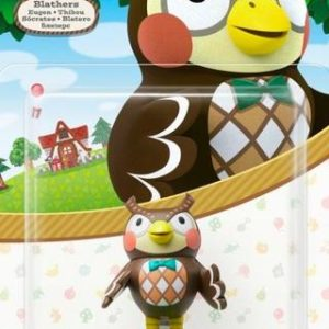 Blathers (Animal Crossing)-amiibo