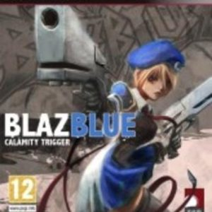 BlazBlue: Calamity Trigger-Sony Playstation 3