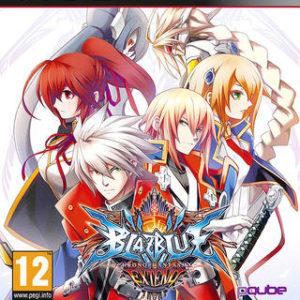 BlazBlue: Chrono Phantasma Extend-Sony Playstation 3