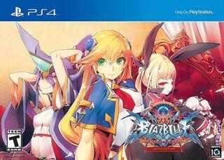 Blazblue: Central Fiction Edición Limitada (Importación)-Sony Playstation 4
