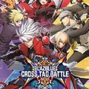 Blazblue Cross Tag Battle-Nintendo Switch