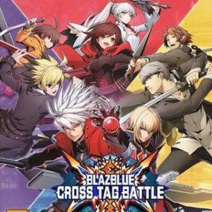 Blazblue Cross Tag Battle-Sony Playstation 4