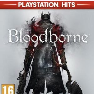 Bloodborne (Playstation Hits)-Sony Playstation 4