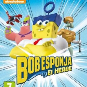 Bob Esponja El Héroe-Sony Playstation Vita