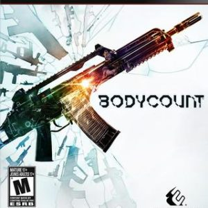 Bodycount-Sony Playstation 3