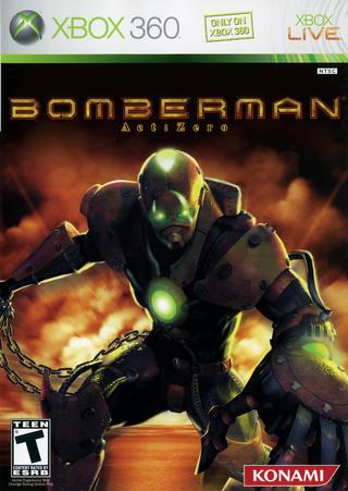 Bomberman: Act Zero-Microsoft Xbox 360