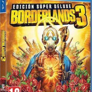 Borderlands 3 Edición Super Deluxe-Sony Playstation 4