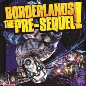 Borderlands: The Pre-Sequel-Microsoft Xbox 360