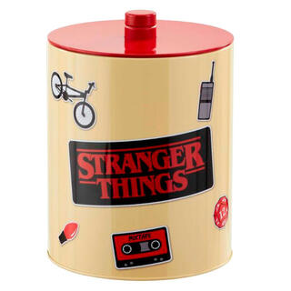 Bote Galletas Retro Poster Stranger Things-