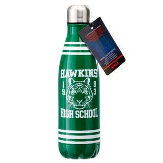 Botella Metal Hawkins High School Stranger Things-