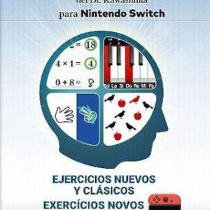Brain Training del Dr. Kawashima-Nintendo Switch